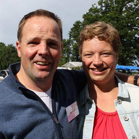 Rogier en Heleen Lansink